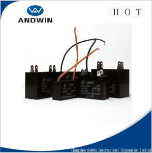 AC Motor Run Start Capacitor Cbb61 pictures & photos