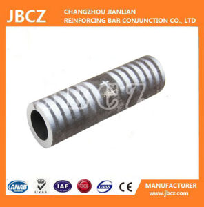 45# Construction Material Reinforcing Steel Cold Forging Rebar Mechanical Splicing/Coupler pictures & photos