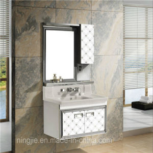 Hot Selling Hotel Stainless Steel Bathroom Cabinet (T-9572) pictures & photos