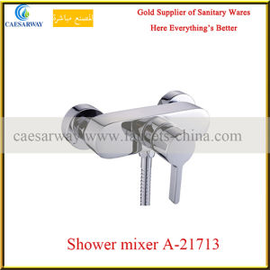 Solid Brass Basin Mixer with Ce Approved for Bathroom pictures & photos