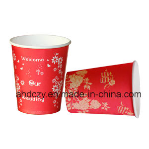 Factory Direct Sale 6oz Disposable Coffee Cup for Vending pictures & photos