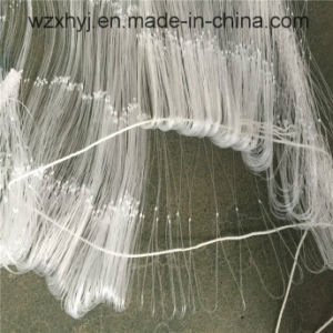 "0.36mmx4 1/2""X70mdx80yds Nylon Monofilament Fishing Net pictures & photos"