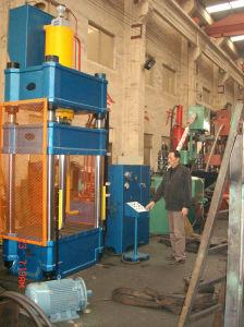 100 Ton Four-Column Hydraulic Press Machine Yq32-100 pictures & photos