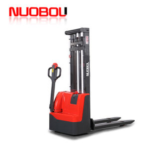 Walkie Electric Stacker Lift Truck