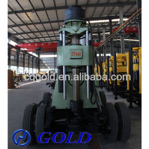 Diamond Core, Wells Machine Hydraulic Soil Testing Drilling Rig for Sale pictures & photos