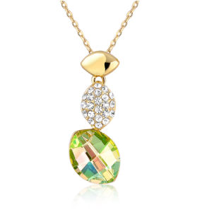 New Item Alloy Crystal Pendant Fashion Jewelry Necklace pictures & photos