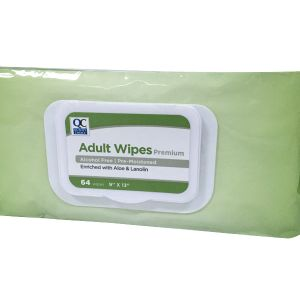 Patient Wipes Adult Washcloth Wipes pictures & photos