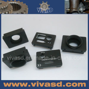 Camera Lens Mount CNC Machining Parts Camera Components pictures & photos
