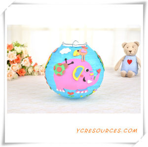 2015 Promotional Gift Children DIY Animal Paper Lantern Party Favor Hall Decoration Hanging Cartoon DIY Paper Lantern Best Sell (TY11006) pictures & photos