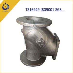 Iron Casting CNC Machining Spare Parts Check Valve pictures & photos
