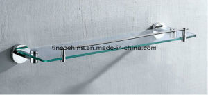 Stainless Steel Sanitary Ware Glass Shelf pictures & photos