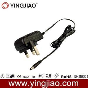 12W 24V DC Switching Power Adapter with UL pictures & photos