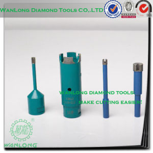 Drill Bit for Granite Rock-Diamond Core Drill Bits Made in China for Sale pictures & photos