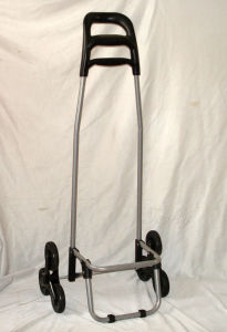 6 Wheels Climing Shipping Trolley Bags for Supermarket with Big Volume pictures & photos