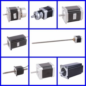 NEMA 23 1.8 Step Stepper Motors with ISO Certification pictures & photos