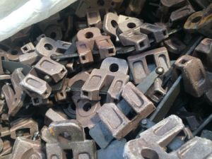 Ringlock Scaffold Brace Head with Wedge Assemble pictures & photos