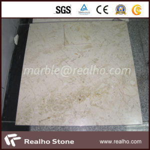 2015 Popular Cream Beige Marble Tile for Indoor