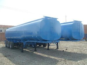 3 Axle Fuel Tanker Semi Trailer pictures & photos