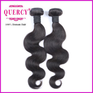 Natural Color Body Wave 100% Brazilian/Indian/Peruvian/ Human Virgin Remy Hair pictures & photos