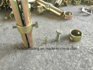 Scaffolding Pressed Inner Joint Pin/Internal Coupler pictures & photos