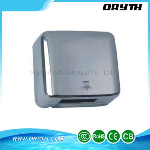 Ultradry PRO2 Square Stainless Steel Hand Dryer