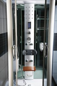 High Quality Steam Shower Room (SLP-9938B) pictures & photos