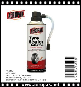 Good Quality Aeropak Tyre Sealer & Inflator OEM pictures & photos