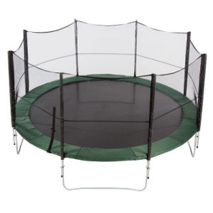 12FT Commercial Bungee Jumping Trampoline for Sale pictures & photos