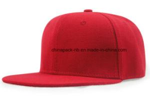 100%Acrilan Blank Snap Backs Caps (CPA_31034) pictures & photos
