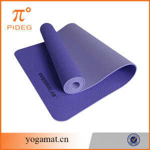 Cheap Price Custom Label Wholesale Yoga Mat pictures & photos
