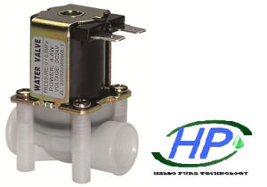 24V Auto Flush Feed Water Soleoid Valve for RO Water System pictures & photos