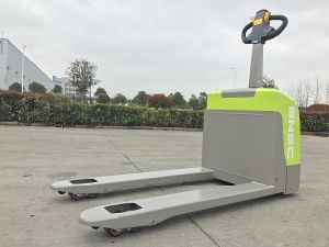 China Good Quality 1.5ton Electric Pallet Price pictures & photos