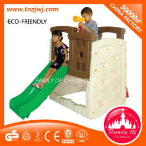 Baby Toy Plastic Outdoor Small Slide Playground Equipment pictures & photos