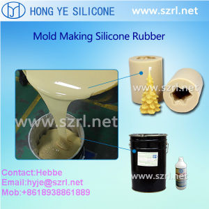 Liquid Silicone Rubber for Candle Mold Making pictures & photos