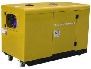 10kv Silent Diesel Generator Set with AC Three Phase pictures & photos