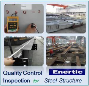 Quality Control and Inspection Service for Steel Structure