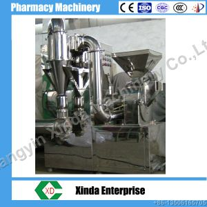 Herbal Medicine Pulverizer Machine pictures & photos