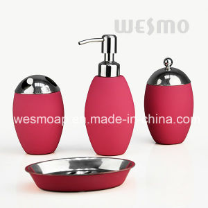 Rose Gold Stainless Steel Bathroom Set (WBS0812E) pictures & photos
