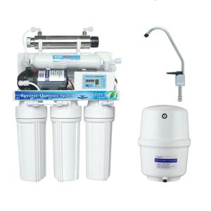 Reverse Omosis System Water Filter with UV Sterilizer pictures & photos