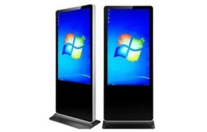 X86 Cabinet-Type Online Version Advertising Machine LED Display pictures & photos