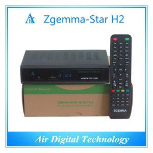 HD DVB S/S2 DVB T/T2 Zgemma-Star H2 pictures & photos