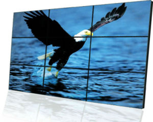 "46"" Super Bezel 3.5mm Brightness 500nits LCD Video Wall pictures & photos"