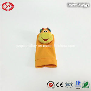 Plush Baby Gift Orange Custom CE Socks Toy pictures & photos