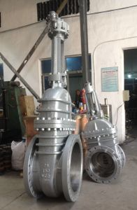 ANSI Flange Gear Operation Gate Valve