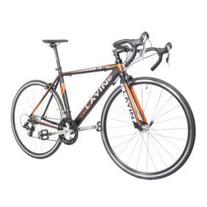 Cheap 700c Super-Lightweight Aluminum Alloy Frame 16-Speed Road Bike pictures & photos