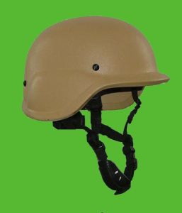 Nij Iiia Bulletproof Helmet for Army pictures & photos