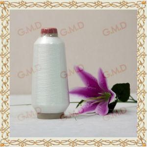 St Type White Polyester Metallic Yarn