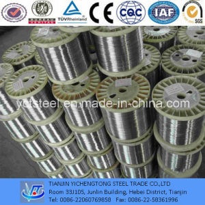 Stainless Steel Wire Bright Annealed Wire with 0.5mm Dia pictures & photos