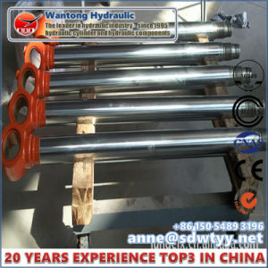 High Quality Hydraulic Cylinder with Piston Rod Precision Slender Shaft for Vehicle pictures & photos
