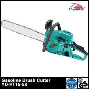 Powertec CE GS 58cc Wood Gasoline Chain Saw (YD-PT15-58) pictures & photos